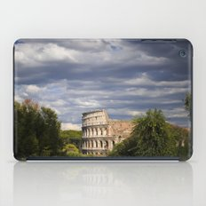 The Roman Colosseum  iPad Case