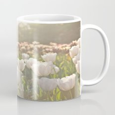 Tulips sunbathed Mug