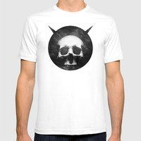 Once Were Warriors X. Mens Fitted Tee White SMALL