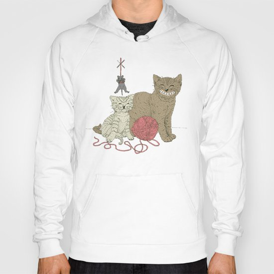 Naughty Cats Hoody