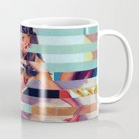 Glitch Pin-Up: Randi Mug
