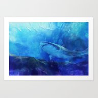 Make Way For The Great W… Art Print