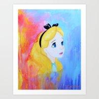 In Wonderland Art Print