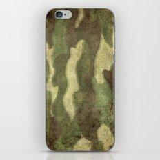 Dirty Camo iPhone & iPod Skin