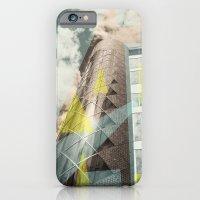 Blue & Crystal iPhone 6 Slim Case