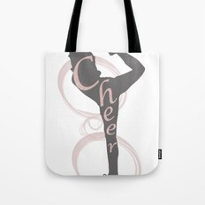 Peace, Love, and Cheer! Tote Bag