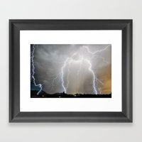 Game Changer Framed Art Print