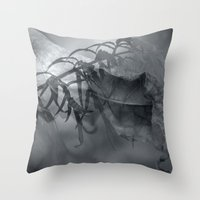 Gone Dry Throw Pillow