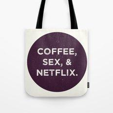 Life Goals Tote Bag