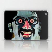 Portrait of Alonso Quijada Laptop & iPad Skin