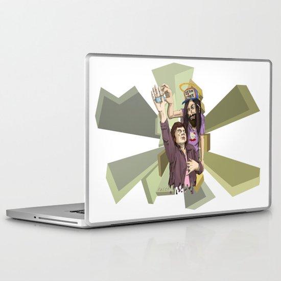 you love jesus-Jesus love's crack Laptop & iPad Skin