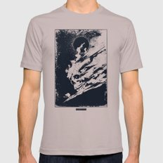 Survival Mens Fitted Tee Cinder SMALL