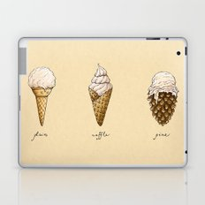 Ice Cream Cones Laptop & iPad Skin