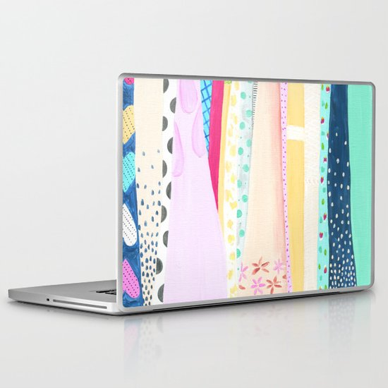 Dresses Laptop & iPad Skin
