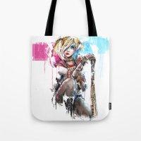 HQ Tote Bag