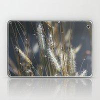 Blowing in the wind. Laptop & iPad Skin
