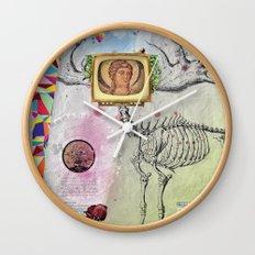 Propaganda Wall Clock