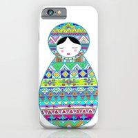 iPhone & iPod Case featuring Russian Doll by Genevieve Lutsch