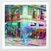 For when the segmentation resounds, abundantly. 06 Art Print