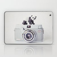 The Panda and The Ikonette Laptop & iPad Skin