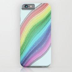 Rainbow Design  iPhone 6 Slim Case