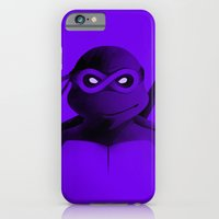 Donatello Forever iPhone 6 Slim Case