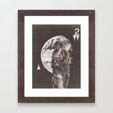 Visitor Queen (no. 2) Framed Art Print