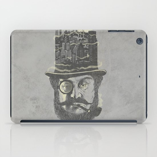 Old man hatten iPad Case