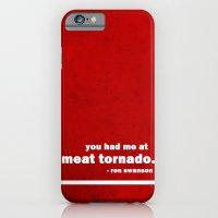 Parks + Rec - Ron Swanson iPhone 6 Slim Case