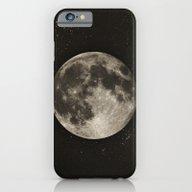 The Moon  [Sans Type] iPhone 6 Slim Case
