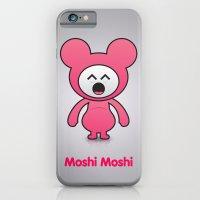 iPhone & iPod Case featuring Watashi by Saar Gil