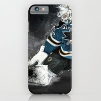 The Puck Stops here iPhone 6 Slim Case