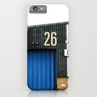 iPhone & iPod Case featuring 26 by TomP