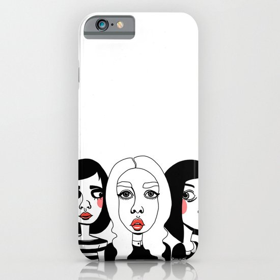 It Girls iPhone & iPod Case