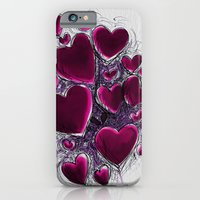 Hearts Break. iPhone 6 Slim Case