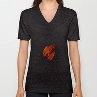 Autumn Is In The Air Unisex V-Neck