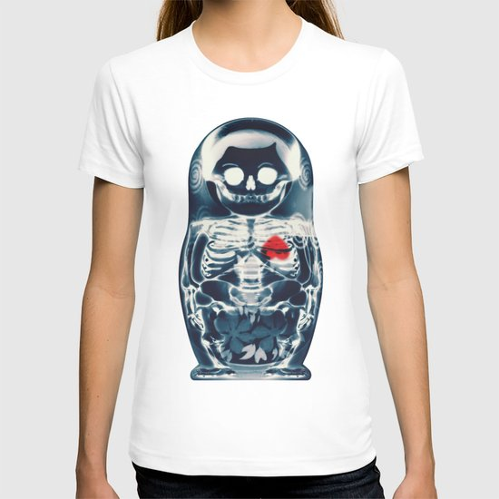 Nesting Doll X-Ray T-shirt