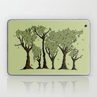 Tree World Laptop & iPad Skin