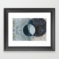 Orbservation 06 Framed Art Print