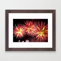 Efflorescence 21 Framed Art Print