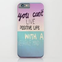 Positive life  iPhone 6 Slim Case