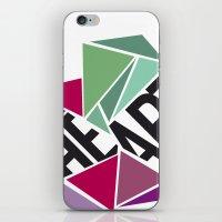 BROKEN HEART iPhone & iPod Skin