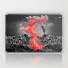 Burn Brighter In The Dar… Laptop & iPad Skin