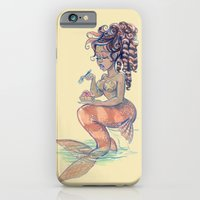 Mermaids: Strawberry Tar… iPhone 6 Slim Case