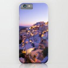 Santorini Sunset iPhone 6 Slim Case