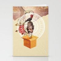 Jack Box  Stationery Cards