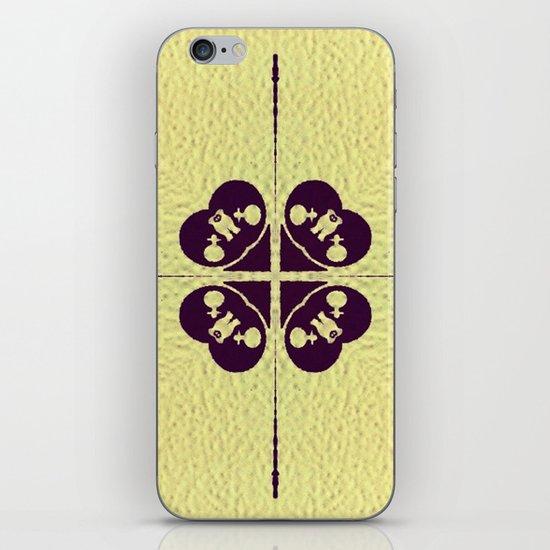 Serie Klai 012 iPhone & iPod Skin