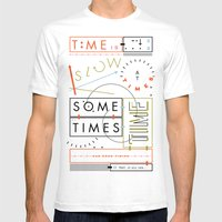 Haikuglyphics - Thyme Mens Fitted Tee White SMALL