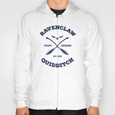 Ravenclaw Quidditch Team Seeker: Blue Hoody