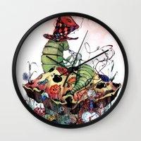 The Seer Wall Clock